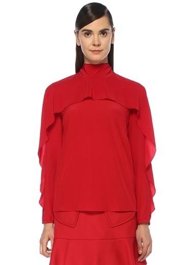 Red Valentino Bluz Kırmızı